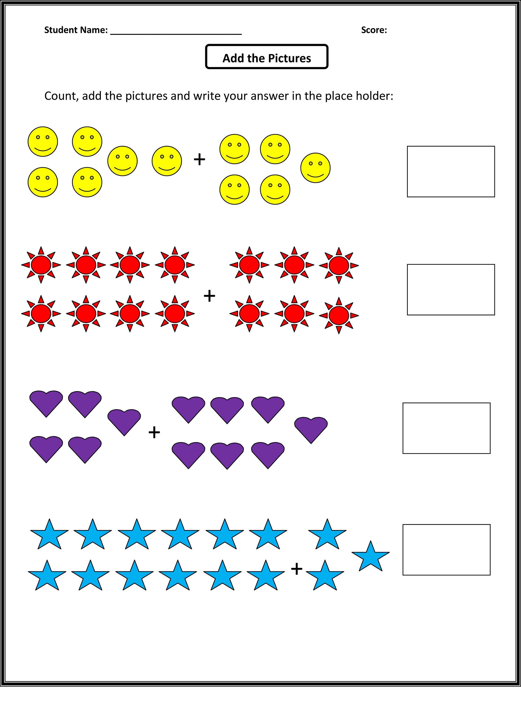 Educational Math Printables