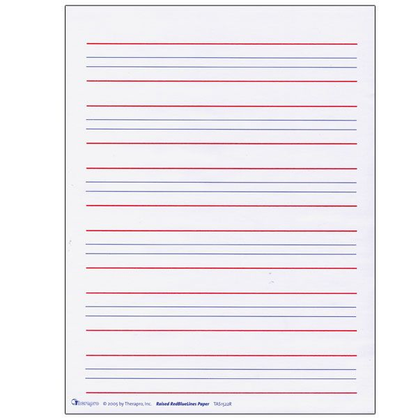 Four Line Pages For Handwriting Handwriting Paper Template First