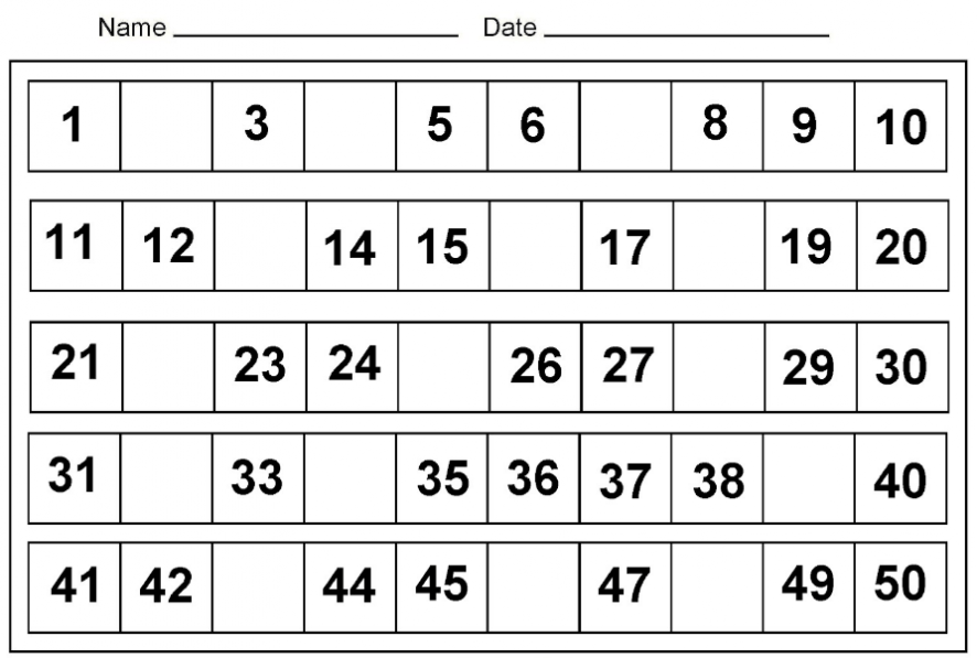 Free Printable Kindergarten Worksheets Printable Math Worksheets