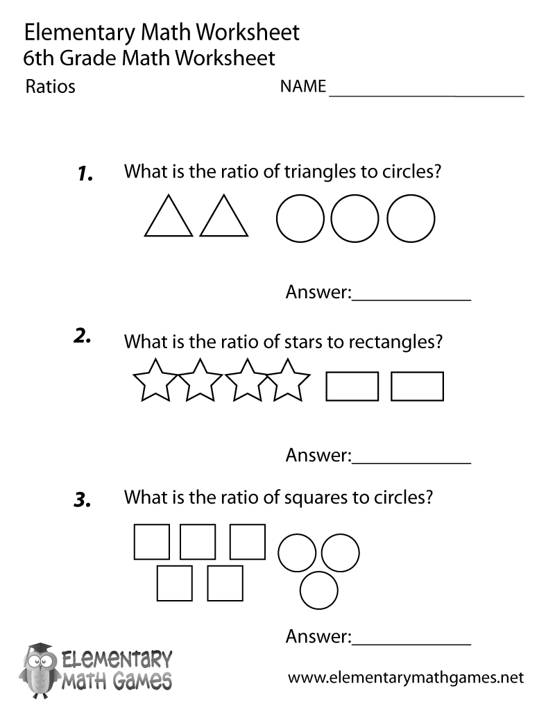 Free Worksheets For 6th Grade The Best Worksheets Image Collection