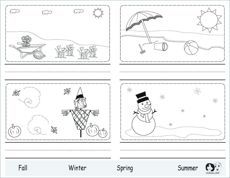 French Seasons Worksheet Image Result For Four Seasons Preschool