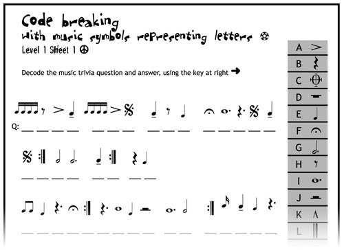 Fun Activity Worksheets Fun Music Co Printables And Flashcards To