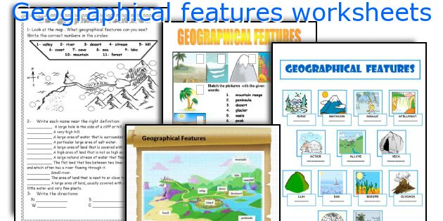 Geographical_features_workshee