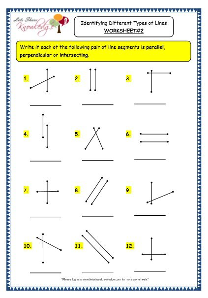Grade 3 Maths Worksheets  (14 2 Geometry  Identifying Different