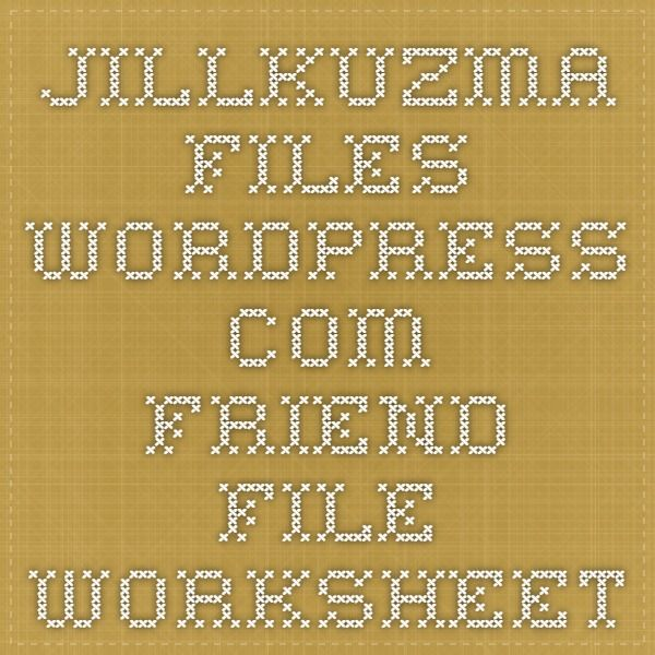 Jillkuzma Files Wordpress Com