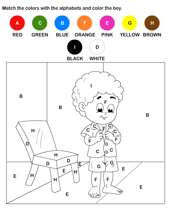 Kids Printable Activities Worksheets