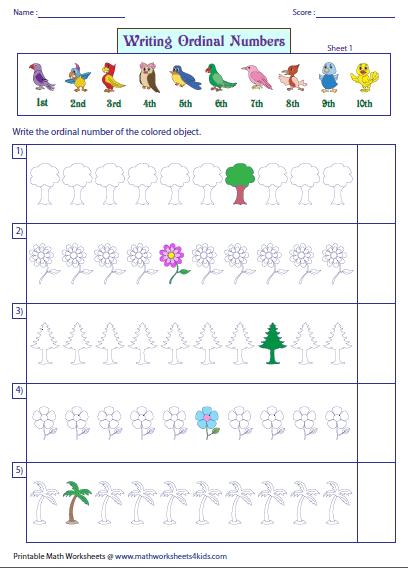Kindergarten Worksheet In Filipino