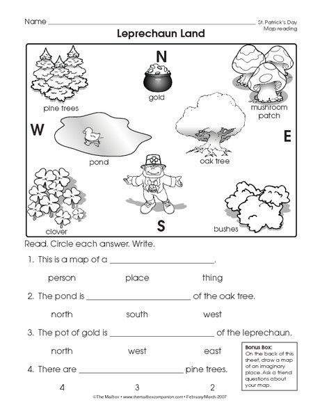 Map Skills Worksheets Answers The Best Worksheets Image Collection