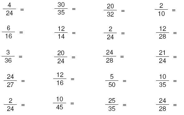 Math Worksheets For Third Graders
