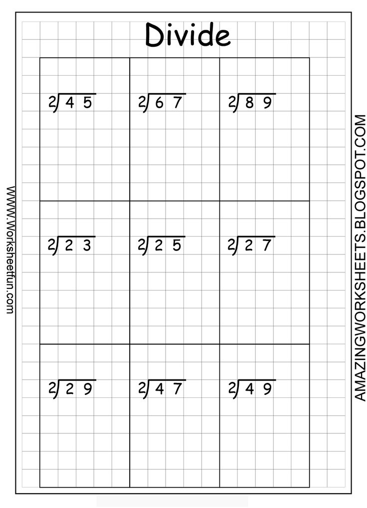Partial Quotients Worksheets Grade 5 The Best Worksheets Image