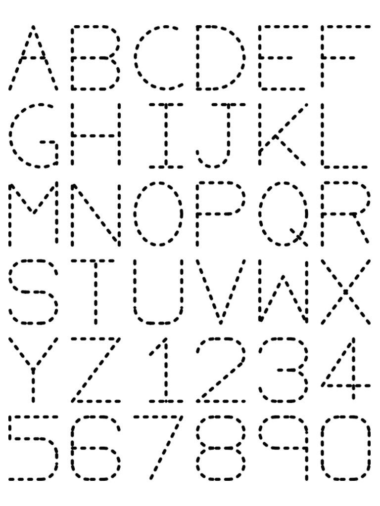 Preschool Tracing Worksheets Free Printable