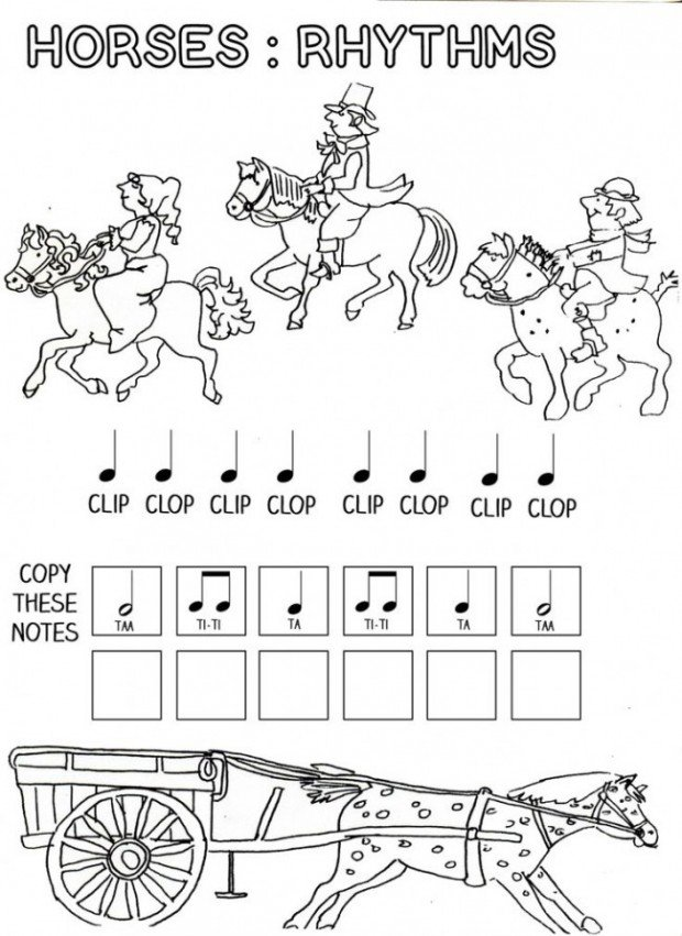 Printable Music Worksheet The Best Worksheets Image Collection