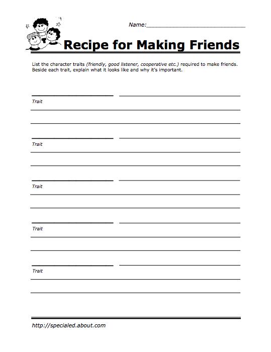Self Esteem Worksheets 18 Self Esteem Worksheets And Activities