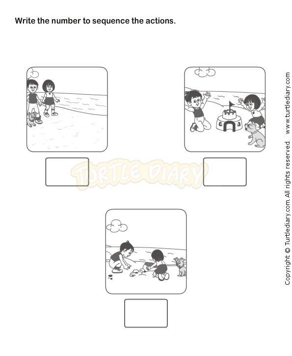 Sequencing Worksheets For Preschoolers The Best Worksheets Image