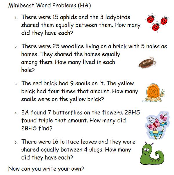 Simple Multiplication Worksheets Ks1 Ukedchat On Twitter Set Of