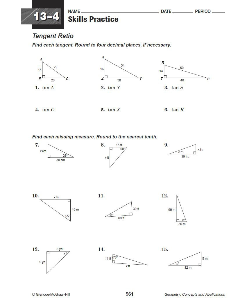 Triangles Worksheet Geometry The Best Worksheets Image Collection