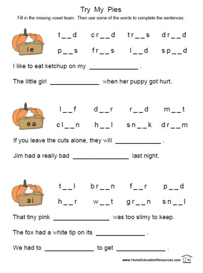 Ultimate Long Vowels Worksheets For Grade 1 With Long Vowel