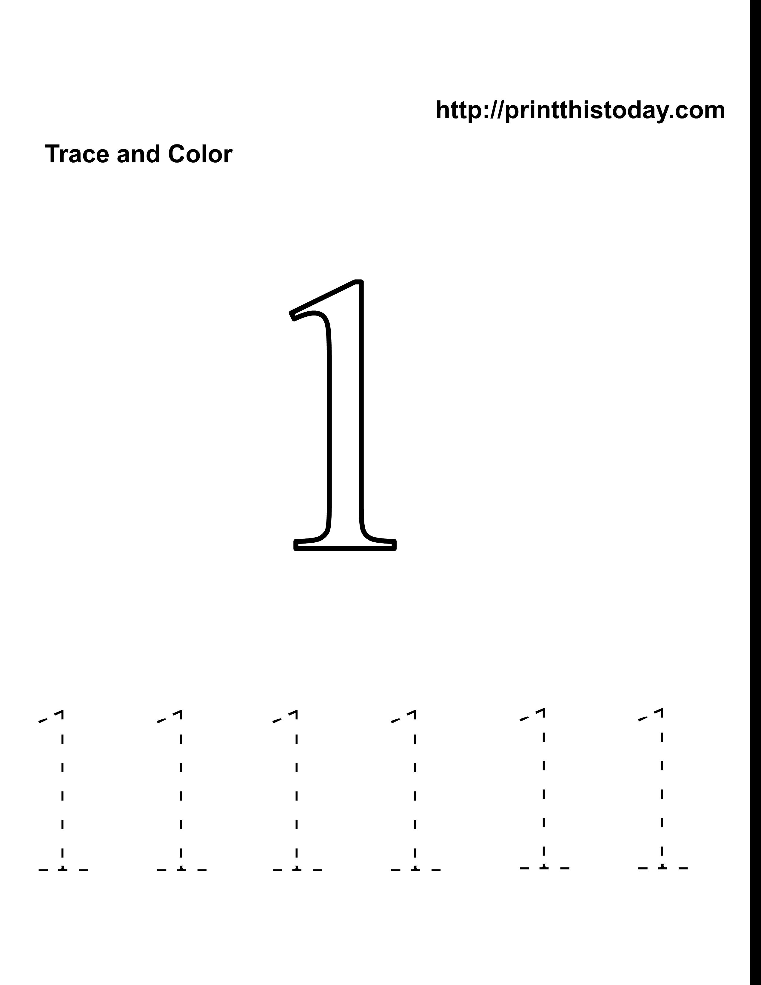 Worksheet Number 1 The Best Worksheets Image Collection