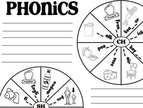 Worksheets For Phonics