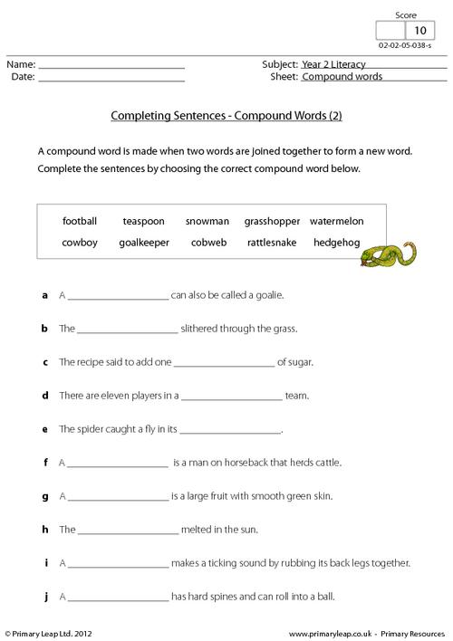12 Best Images Of Correct The Sentence Word Order Worksheets