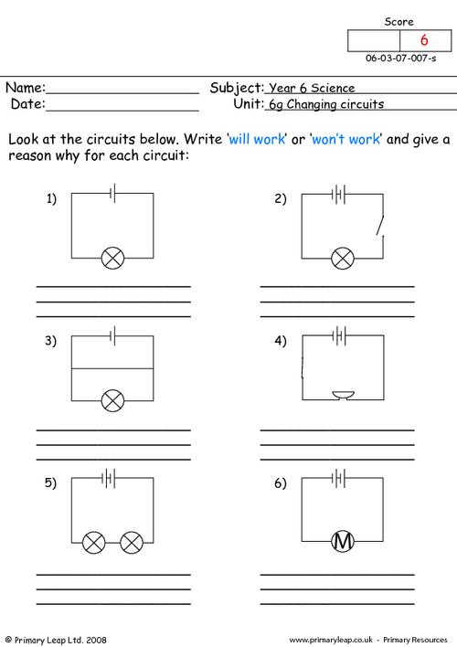 28+ Collection Of Drawing Circuit Diagrams Worksheet