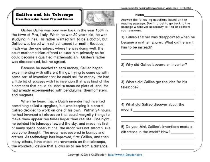 3rd Grade Reading Comprehension Worksheets The Best Worksheets