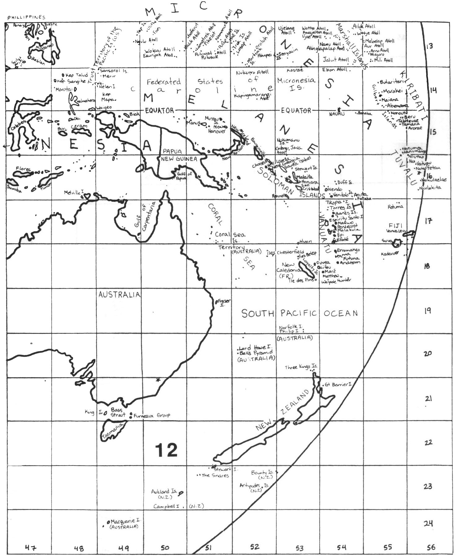 46 Latitude And Longitude Worksheet, Longitude And Latitude