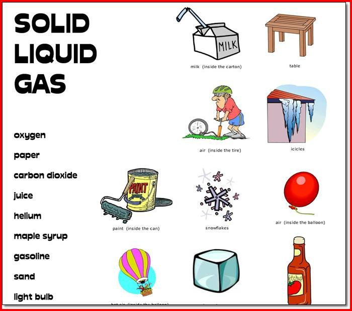 4th Grade Science Worksheets Science Worksheets 4th Grade