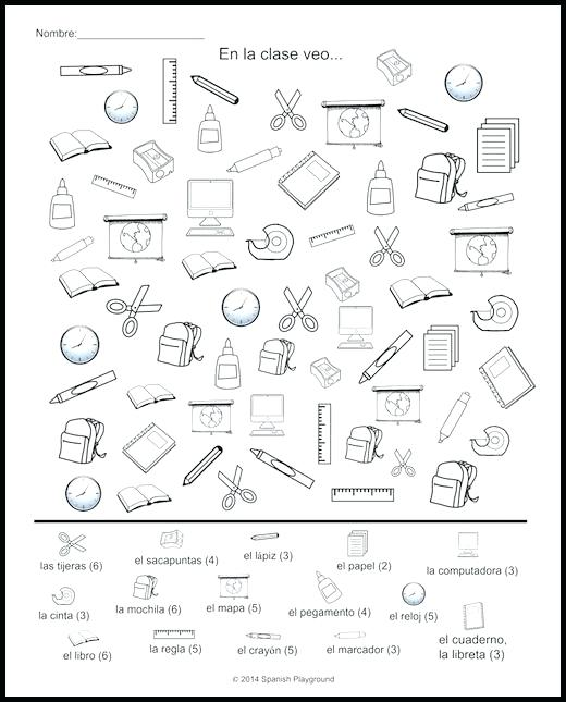 Best Classroom Objects Images On Classroom Classroom Vocabulary
