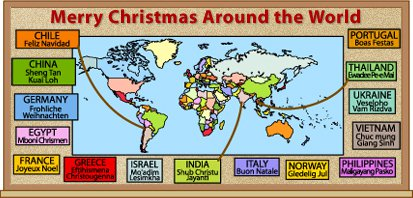 Christmas Around The World Worksheet The Best Worksheets Image