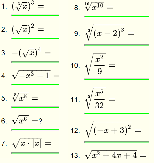 Collection Of 10th Grade Math Worksheets
