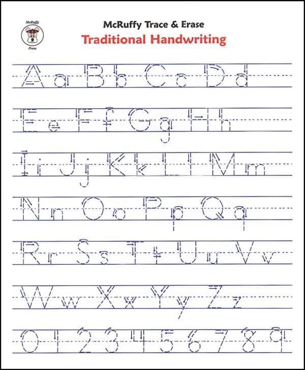 Collection Of Free Printable Preschool Letter Tracing Worksheets