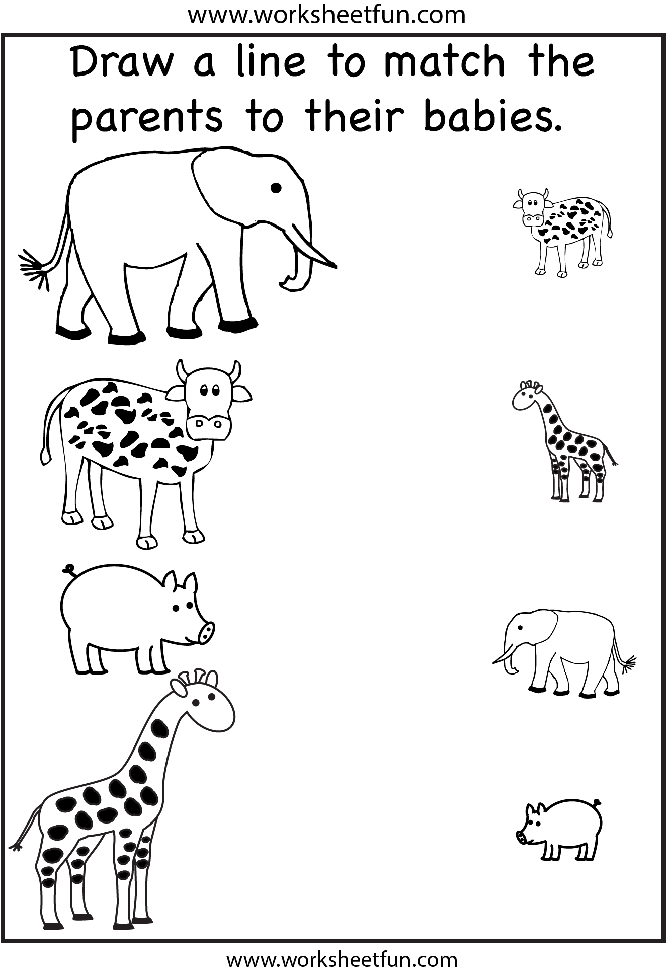 Collection Of Pdf Worksheets For Preschool