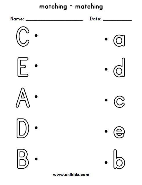Collection Of Phonics Activities Worksheets For Kindergarten
