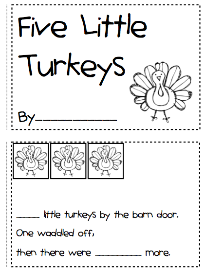 Collection Of Preschool Worksheets Thanksgiving Printables