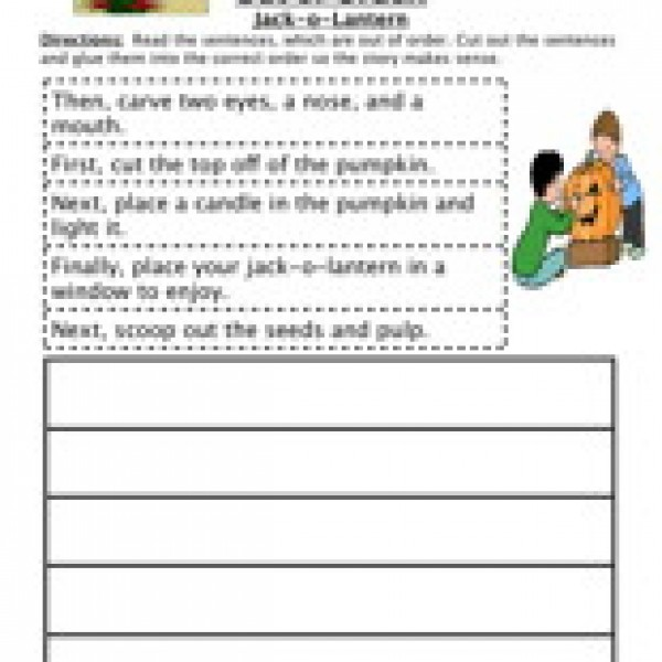 Collection Of Sequencing Math Worksheets 2nd Grade