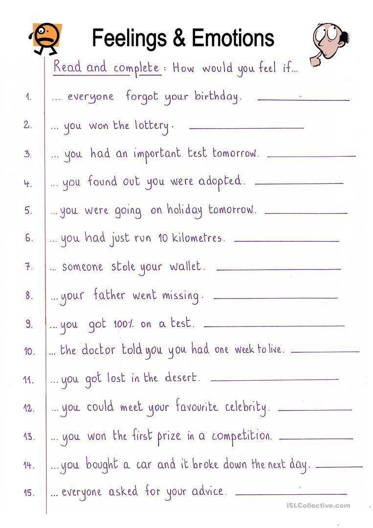 Collection Of Worksheets For Grade 2 In English