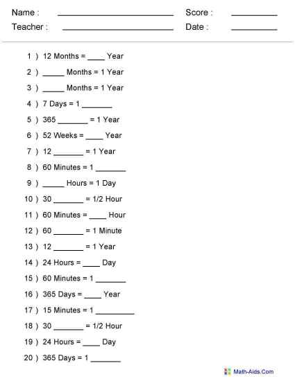 Cooking Math Worksheets The Best Worksheets Image Collection