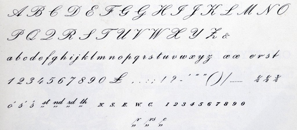 Copperplate The Best Worksheets Image Collection