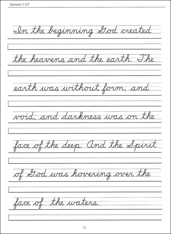 Cursive Handwriting Worksheets For Adults Trace The Dnealian Or