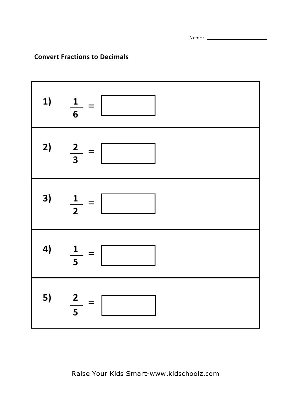 Decimals Worksheets Grade 5 The Best Worksheets Image Collection