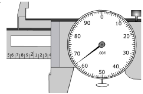 Dial Caliper Worksheet The Best Worksheets Image Collection