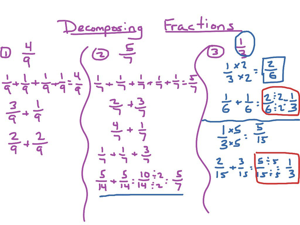 Fractions  Learnings Worksheets Pdf Class Teaching Mixed Numbers