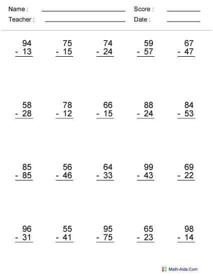 Free 6th Grade Math Worksheets 6th Grade Math Worksheets Printable