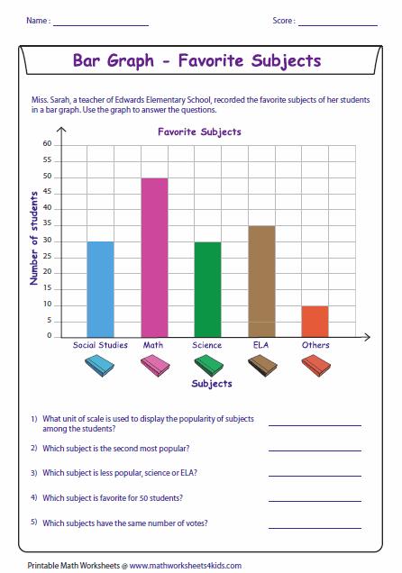 Free Printable Bar Graph Worksheets 1237881