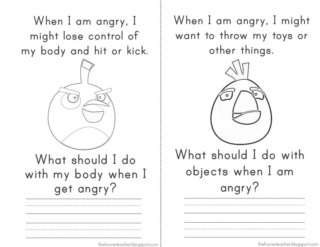 Free Printable Feelings Worksheets For Preschoolers 1309423