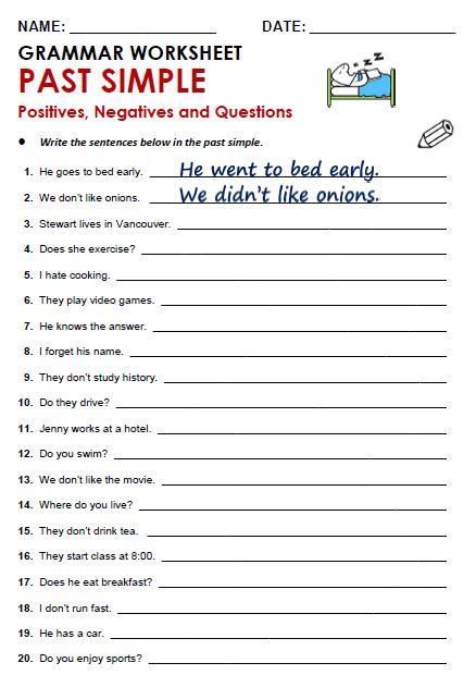 Free Printable Grammar Worksheets Free Printable Pdf Grammar