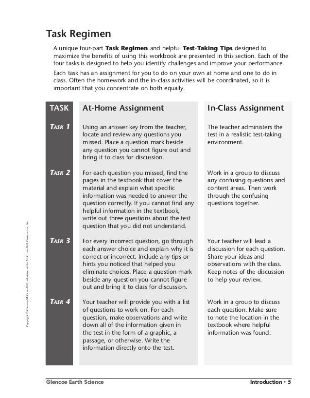 Glencoe Life Science Worksheets The Best Worksheets Image