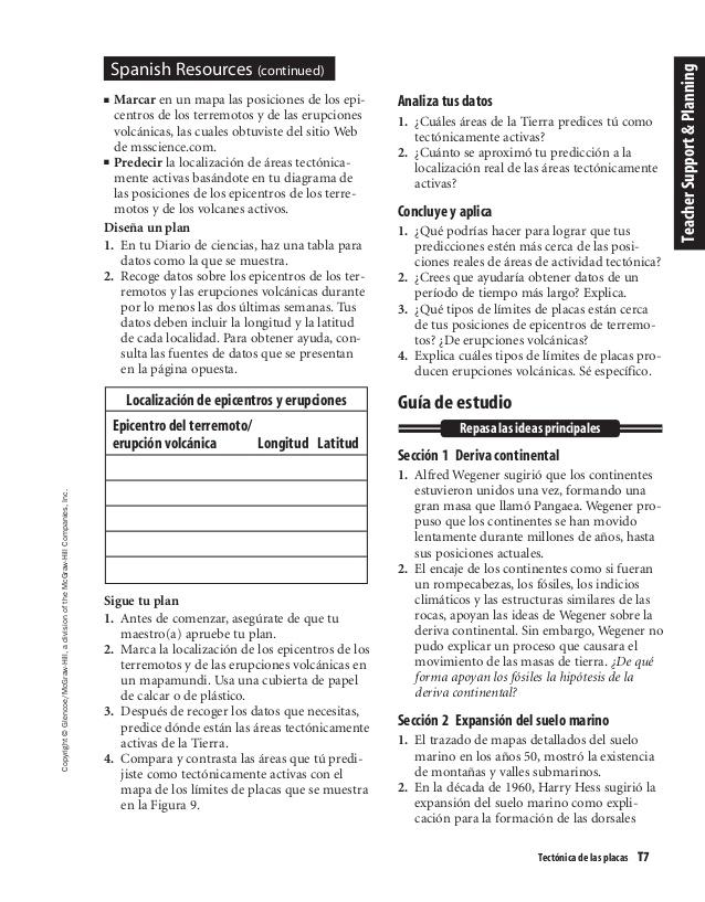 Glencoe Science Worksheet Grade 8 Answers  Worksheet  Free