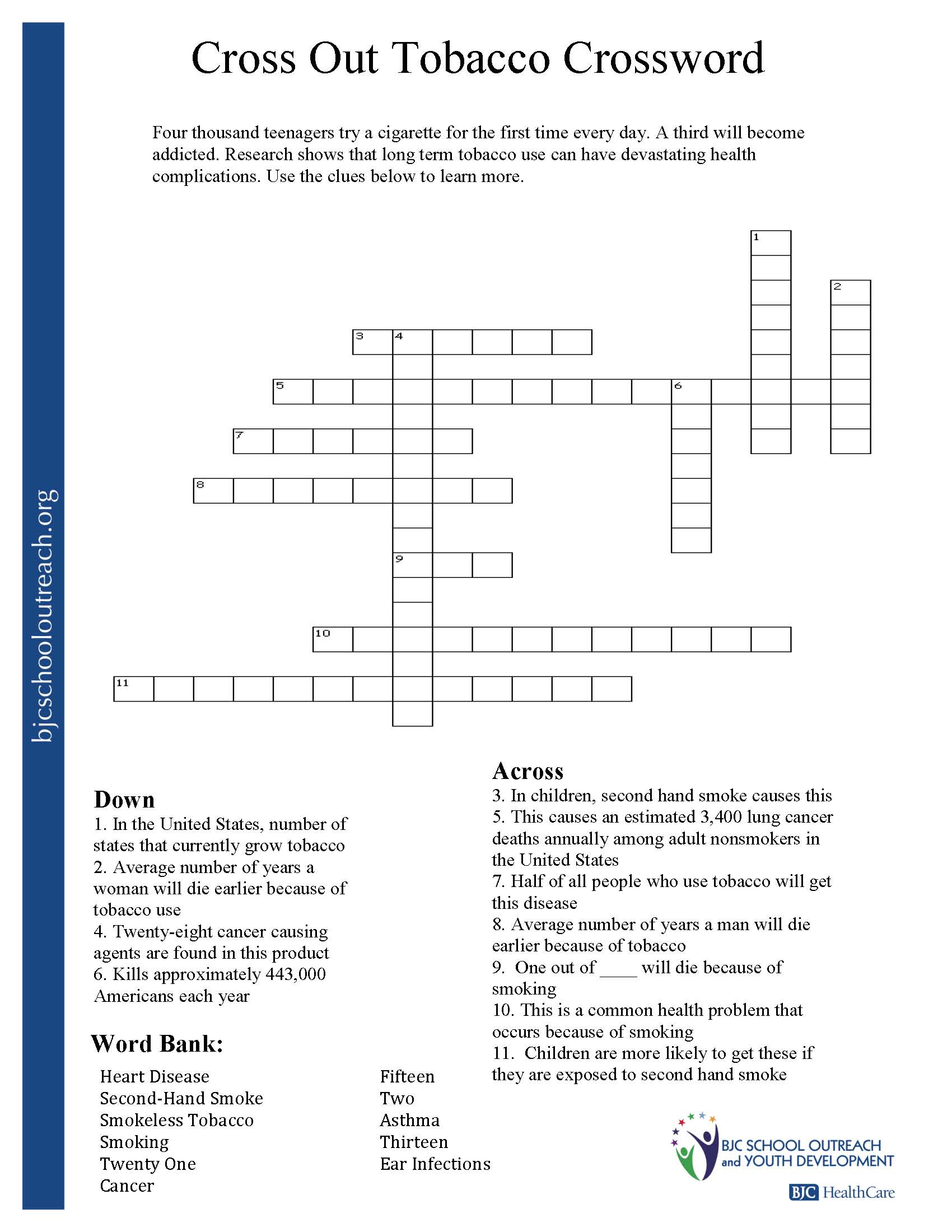 Health Worksheets For Middle School 319700